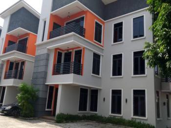 a Five Bedroom Terraced Duplex with a Bq on Each Floor, Thomas Estate, Ajah, Lagos, Terraced Duplex for Sale