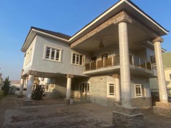 Executive 5 Bedroom Suited Duplex with 1 Bedroom Bq on 3 Plots of Land, Thinkers Corner, Old Airport Road, Enugu, Enugu, Detached Duplex for Sale