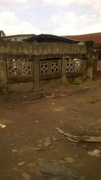 2 Plots for Sale at Surulere, Martins Street, Ojuelegba, Surulere, Lagos, Detached Bungalow for Sale