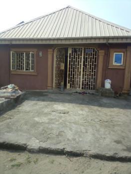 Afull Half Plot of Land with a 2 Bedroom Bungalow, Abijo Gra  Behind Caleb Intl School Abijo Sangotedo Ajah Lagos, Ajah, Lagos, Residential Land for Sale