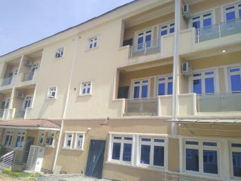 Top Notch Serviced and Furnished 4 Bedrooms Terraced Duplex with Bq, Wuye, Abuja, Terraced Duplex for Rent