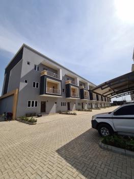 Luxury 4 Bedroom Terrace Duplex in a Fine Environment, Off Adedavor Road, Jahi, Abuja, Terraced Duplex for Sale