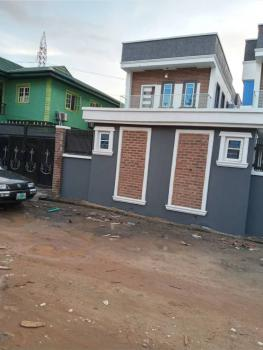 a Brand New 4 Bedrooms Detached House, Mapple Wood Estate, Oko-oba, Agege, Lagos, Detached Duplex for Sale