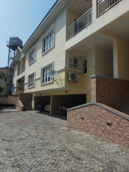 Luxurious 4 Bedrooms Terraced Duplex with a Room Bq, Chris Onyebuchi Street, Lekki Phase 1, Lekki, Lagos, Terraced Duplex for Sale