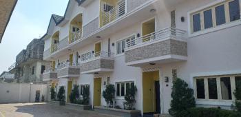 Luxurious 5 Units of 3 Bedrooms Terraced Duplex, Off Esther Adeleke Street, Lekki Phase 1, Lekki, Lagos, Terraced Duplex for Rent