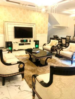 Luxury 5 Bedrooms Detached Duplex, Dozek Estate, Chevron Drive, Lekki, Lagos, Detached Duplex Short Let