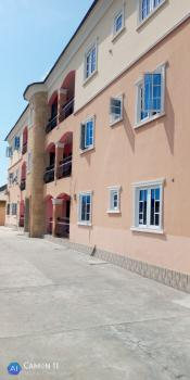 Newly Built Serviced 3 Bedrooms Flat, Off Mobil Road, Ilaje, Ajah, Lagos, Flat for Rent