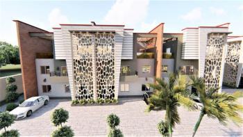 4 Bedroom Terrace Duplex with Bq, Bolskine Court Estate, Life Camp, Abuja, Terraced Duplex for Sale