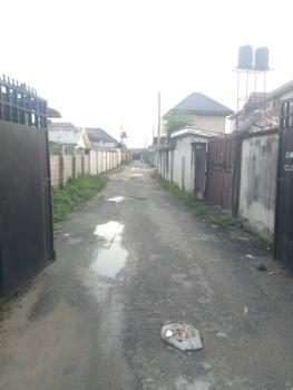Well Located and Fenced Plot of Land in Gated and Secured Close, Ben Wosely Street, Off Ada George, Rumueprikom, Port Harcourt, Rivers, Residential Land for Sale