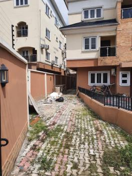 Newly Built 3 Bedroom Duplex + Bq in a Sophisticated Estate, Maryland, Lagos, Semi-detached Duplex for Sale