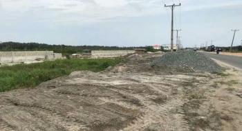 Land, Eleko Beside Amen Estate, Eleko, Ibeju Lekki, Lagos, Commercial Land for Sale