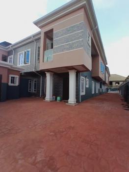 Brand New 4 Bedrooms Duplex, All Room Ensuite, Oshorun Heritage Estate, Gra, Isheri North, Lagos, Semi-detached Duplex for Rent