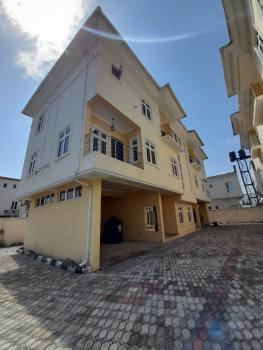 4 Bedroom Terraced Apartment with Bq and Amazing Features, Osapa, Lekki, Lagos, Flat for Sale