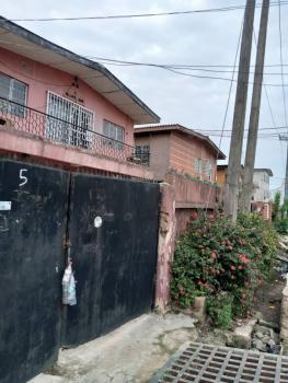 Block of 4 Flats, Victoria Street, Isolo, Lagos, Block of Flats for Sale