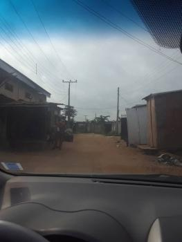Block of 4 Flats of 3 Bedrooms, Magboro Off Lagos-ibadan Expressway, Magboro, Ogun, Block of Flats for Sale