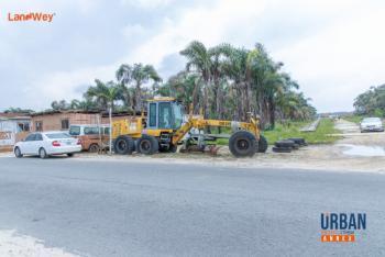 Dry Land at Uban Prime Estate, Abraham Adesanya Ogombo Road, Lekki Phase 2, Lekki, Lagos, Residential Land for Sale