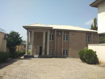 5 Bedrooms Fully Detached Duplex with 2 Rooms Bq, Maitama District, Abuja, Detached Duplex for Rent