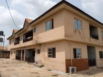 Block of 4 Nos 3 Bedroom Flat in a Serene Environment, Unity Street, Akala Express, Ibadan, Oyo, Block of Flats for Sale