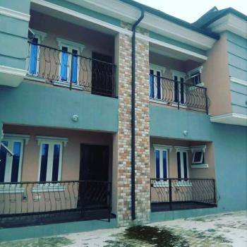 Exquisitely and Tastefully Finished 4 Units of 2 Bedrooms Duplex, Obirikwere Estate, Off Nta Road, Port Harcourt, Rivers, Semi-detached Duplex for Rent