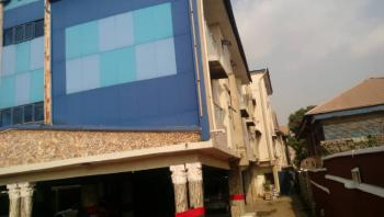Functional Hotel of 24 Rooms, Ajao Estate, Oshodi, Lagos, Hotel / Guest House for Sale