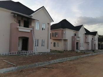 Affordable 4 Bedroom Detached Duplex + 2 Bedroom Bq, Kubwa Area, Karsana, Abuja, Detached Duplex for Sale