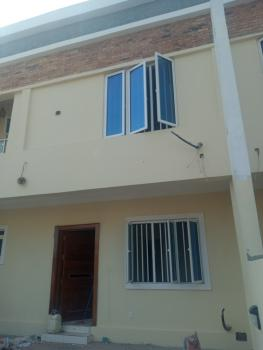 Brand New 4 Bedrooms Terraced Apartment, Around Aptech Estate, Sangotedo, Ajah, Lagos, Terraced Duplex for Rent
