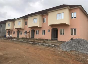 3 Bedroom Terrace Duplex with Bq, Karsana, Abuja, Terraced Duplex for Sale