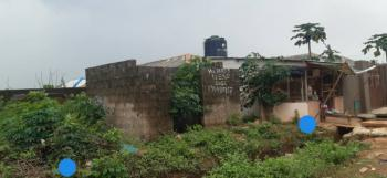 Half Plot with Uncompleted Mini Flats, Ajoke Street, Odokekere, Odogunyan, Ikorodu, Lagos, Residential Land for Sale