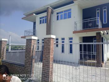Luxury 4 Bedroom Semi-detached, Amity Estate, Abijo, Lekki, Lagos, Semi-detached Duplex for Sale
