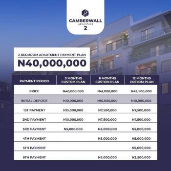 2 Bedroom Apartment, Camberwall Advantage, Ikate, Lekki, Lagos, Block of Flats for Sale