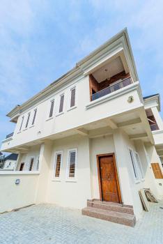 Newly Built 4 Bedroom Semi-detached House, Chevron, Lekki, Lagos, Semi-detached Duplex for Sale