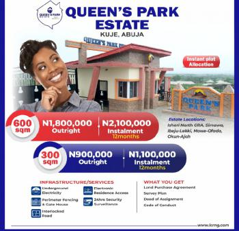 Queens Park Estate, Kuje, Abuja, Residential Land for Sale