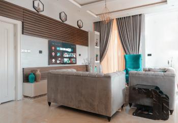 Luxury 2 Bedroom Apartment, Jameison Court, Cadastral Zone B06, Mabushi, Abuja, Flat Short Let