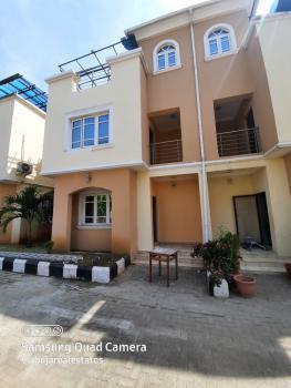 Luxury 4 Bedrooms Terraced Duplex & 1 Room Bq, Utako, Abuja, Terraced Duplex for Rent
