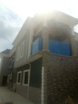 Newly Built Room and Parlour on Interlock, Badore, Ajah, Lagos, Mini Flat for Rent