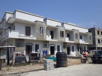 Newly Built 4 Bedroom Terrace Duplex with Bq, Orchid Road, Lekki Phase 2, Lekki, Lagos, Terraced Duplex for Sale