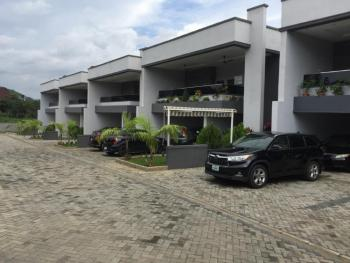 Brand New and Tastefully 4 Bedroom Terraced Duplex, Katampe Extension, Katampe, Abuja, Terraced Duplex for Sale