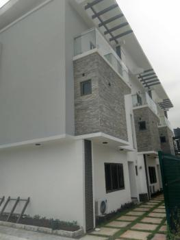 4 Bedroom Beautiful Terrace, Osbourne Phase 1 Estate, Osborne, Ikoyi, Lagos, Terraced Duplex for Sale