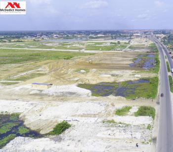 Very Dry Commercial Land Facing The Express, Ajah, Bogije, Ibeju Lekki, Lagos, Commercial Land for Sale