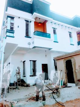 Newly Built 5 Bedroom Semi Detached Houses With Boys Quarters, 4 Bedroom Semi-detached Duplex For Sale, Lekki, Lagos