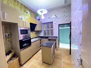 New House, Spacious 4 Bedroom Semi-detached with 24 Hours Light, Chevron, Lekki, Lagos, Semi-detached Duplex for Sale