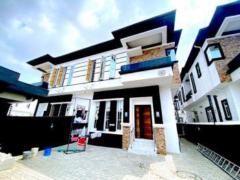 New House Clean 4 Bedroom Semi Detached Duplex with Bq+good Facilities, Ikota, Lekki, Lagos, Semi-detached Duplex for Sale