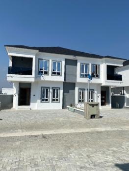 Luxury 4 Bedroom Semi Detached Duplex with Bq in Secured Gated Estate, Orchid Road, Lekki Phase 2, Lekki, Lagos, Semi-detached Duplex for Sale