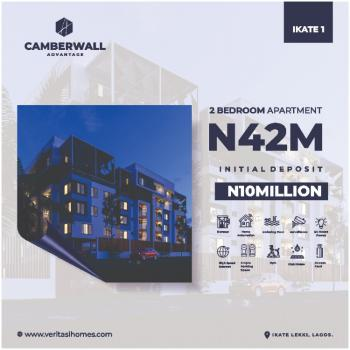 Two Bedroom Luxury Apartment in Prime Location, Camberwall Advantage, Ikate, Lekki, Lagos, Flat for Sale