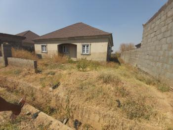 Newly Built and Well Located 3 Bedroom Bungalow with Bq, Galadimawa, Abuja, Detached Duplex for Sale