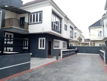 Hot Deal: 4 Bedrooms House with Bq in a Serene Street, Idado, Lekki, Lagos, Semi-detached Duplex for Sale