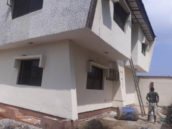 Very Massive 5 Bedroom Semi-detached Duplex with  Gate House, Aturase Estate Gbagada, Gbagada, Lagos, Semi-detached Duplex for Rent