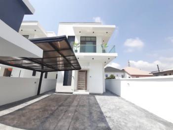 Brand New Five Bedroom Detached House, Canal-west Estate, Osapa, Lekki, Lagos, Detached Duplex for Sale