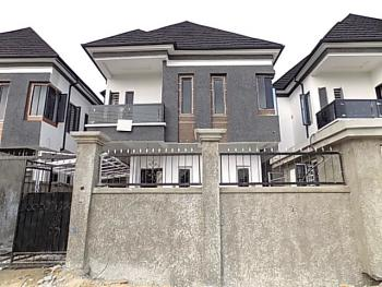 5 Bedroom Fully Detached Duplex with Bq in a Secured Gated Estate, Chevron, Lekki Phase 2, Lekki, Lagos, Detached Duplex for Sale