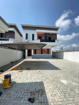 Luxury 5 Bedroom Fully Detached Duplex with Bq and 24hrs Power, Chevron, Lekki Phase 2, Lekki, Lagos, Detached Duplex for Sale